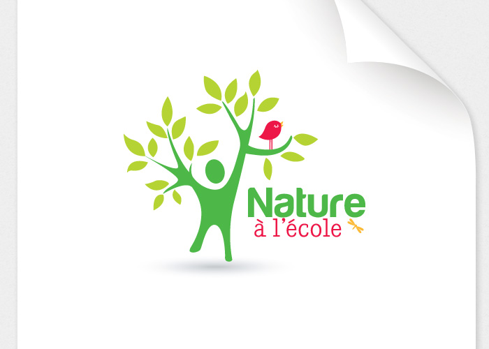 Nature à l'école