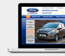Ford Nantes – Mustière Automobiles