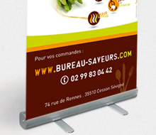 Au Bureau des Saveurs
