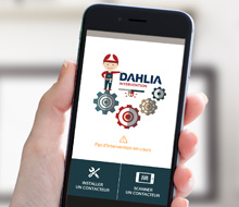 DAHLIA®, carnet d'entretien électronique