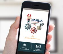 DAHLIA®, carnet d'entretien électronique