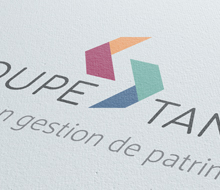 Groupe TANGUY – Création du logotype
