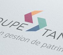 Groupe TANGUY – Création du logotype