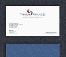 Groupe TANGUY – Identité visuelle et déclinaisons outils