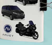 Arvey – Vectorisation de véhicules pour application mobile