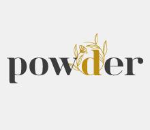 Powder – Création du logotype